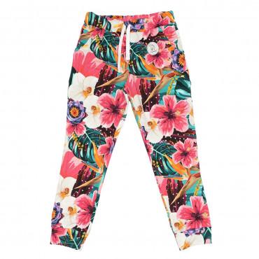 Hawaii Girlish Pants