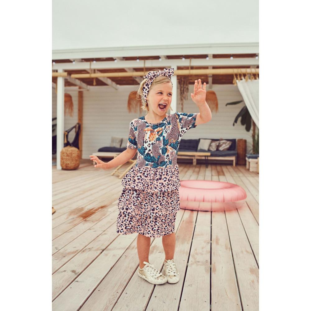 KAYA LADY LEO SHORT DRESS