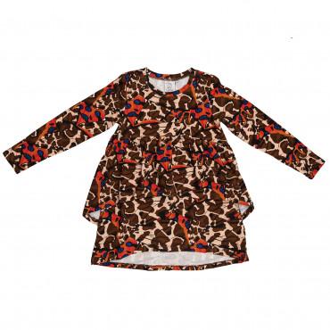 Butterfly Wings Basquine Dress