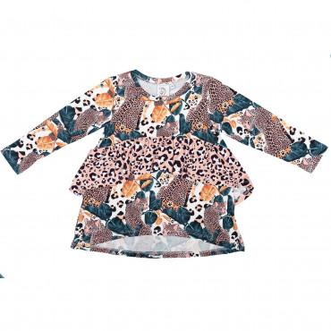 BASQUINE LADY LEO DRESS
