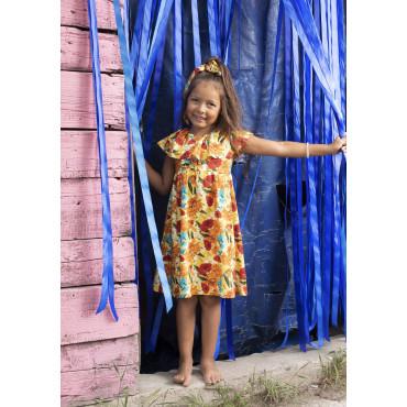 Yellow Meadow Macarena Dress