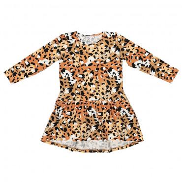 Spots Classic Dress