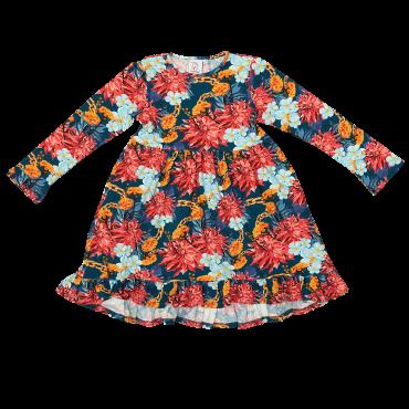 Dalia Navy Paris Dress
