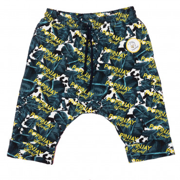 BAGGY SHORTS POPINJAY ISLAND LEAVES