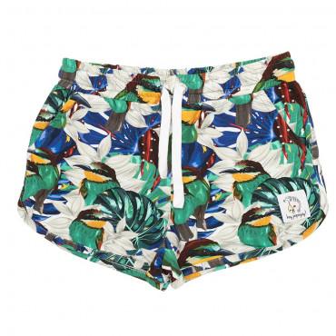 Birdsss Shorts