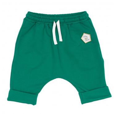 Green Baggy Shorts
