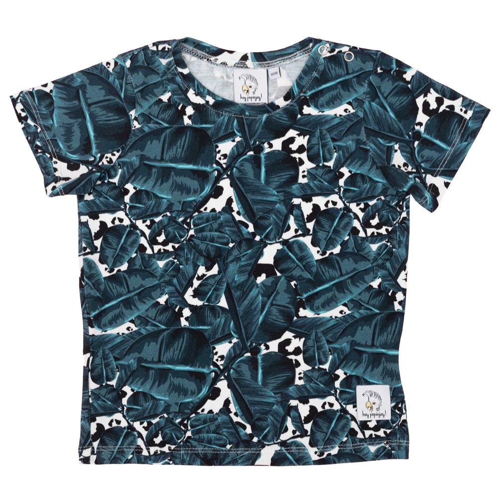 T-shirt LEAVES SPOTS