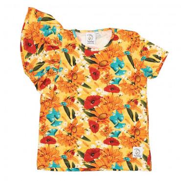 T-shirt Rita Yellow Meadow