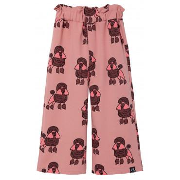 Pink Poddle Culottes