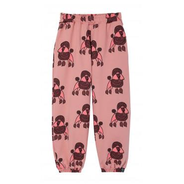 Pink Poddle Loose Pocket Pants