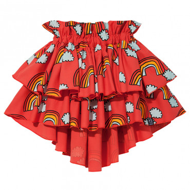Ginger Rainbow Skirt