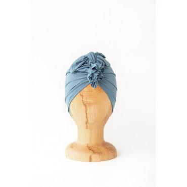 Bamboo Light China Blue Turban