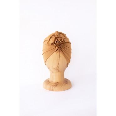 Bamboo Light Gold Turban