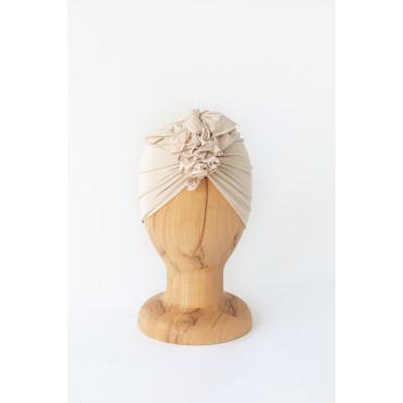 Bamboo Light Cappucino Turban