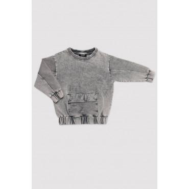 Acid Grey Sweatshirt