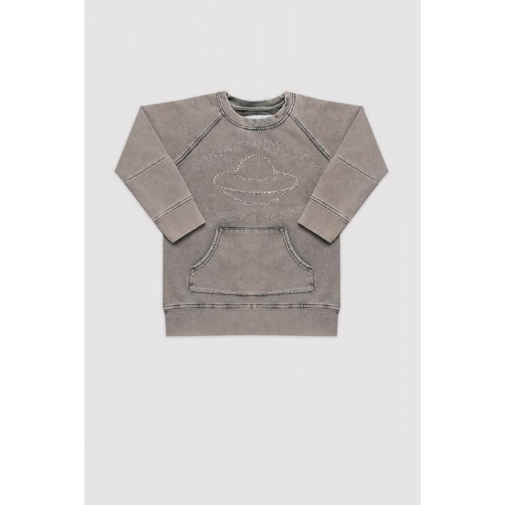 Acid Grey UFO Sweatshirt