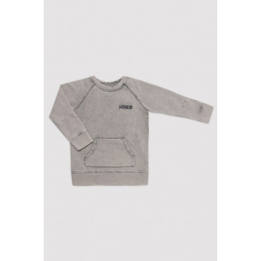 Acid Grey Sweatshirt