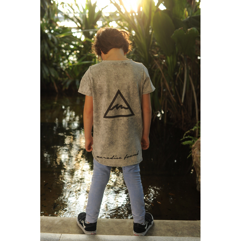T-shirt Acid Paradise Found