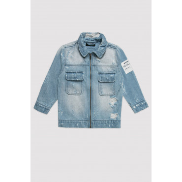 Head in the clouds Jeans Jacket
