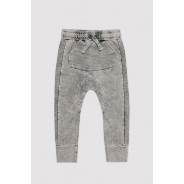 Relaxed Acid Grey Joggers