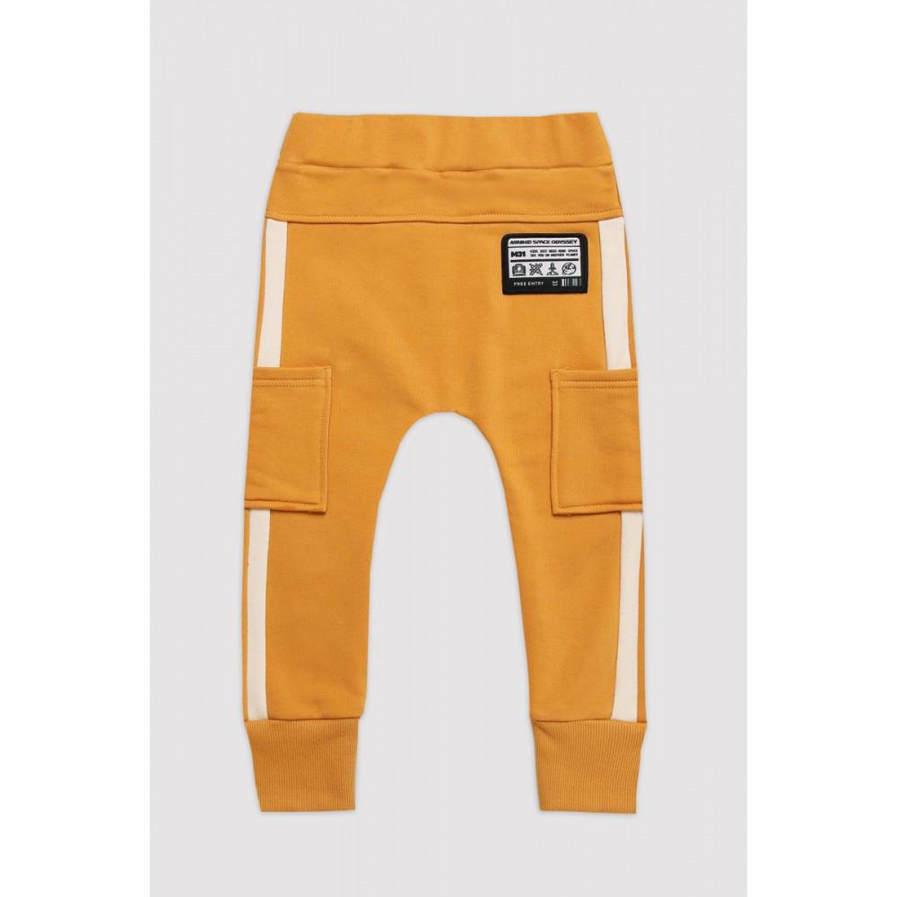 Mustard Pants