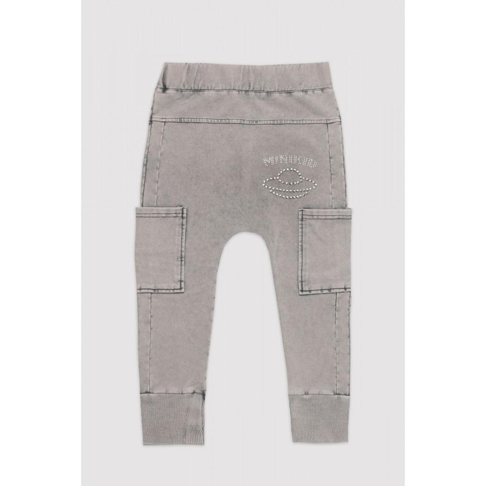 Marble Grey UFO Pants