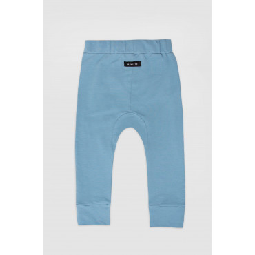 RELAXED BLUE JOGGERS