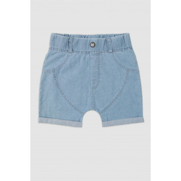 LAGOON BLUE JEANS SHORTS