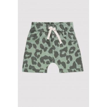Leo Green Shorts