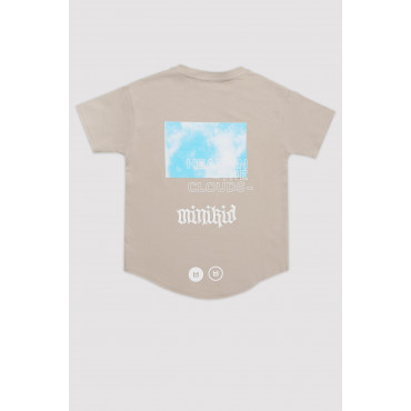 Head in the clouds Sand T-shirt