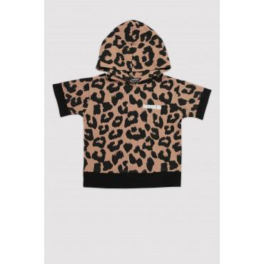 Leopard H-T-shirt
