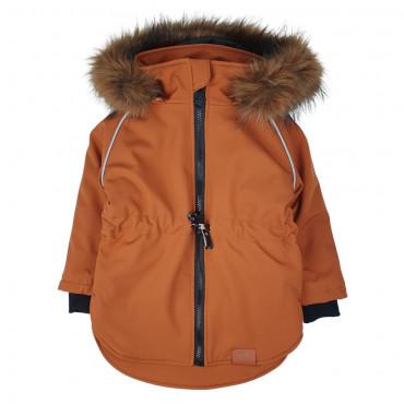 Winter Jacket Caramel