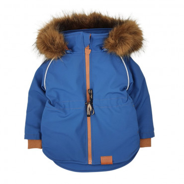 Winter Jacket Blue